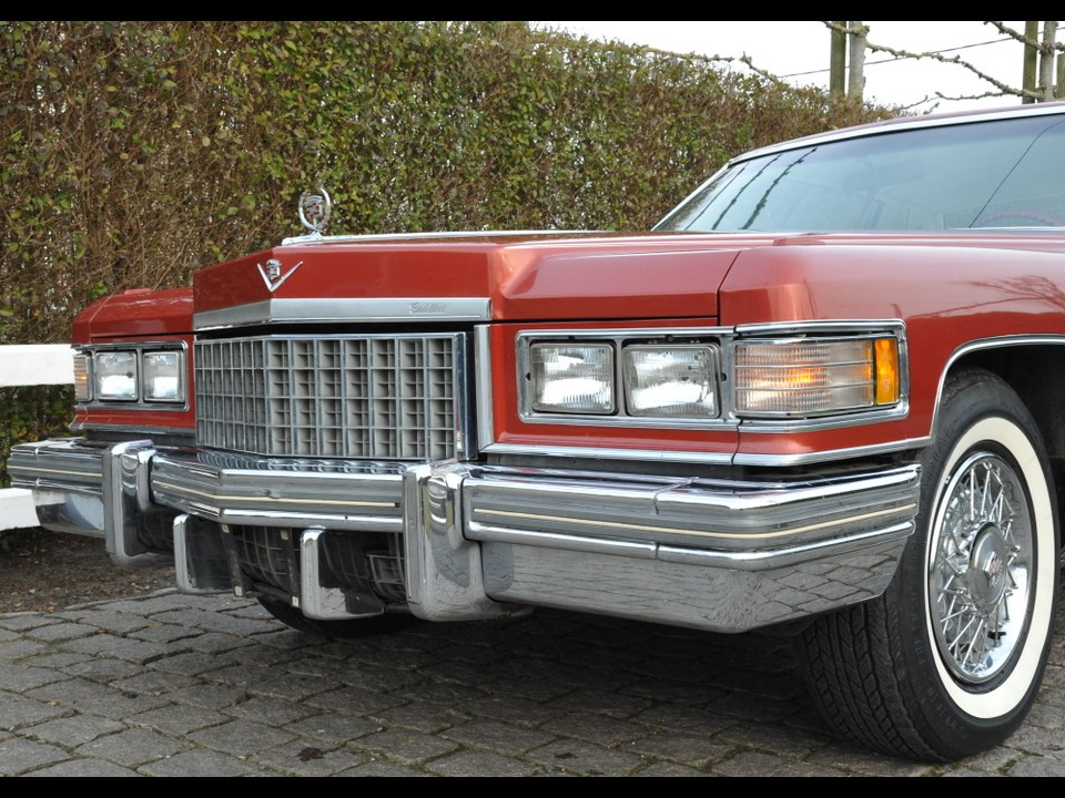 Last Full Size Cadillac   NotoriousLuxury