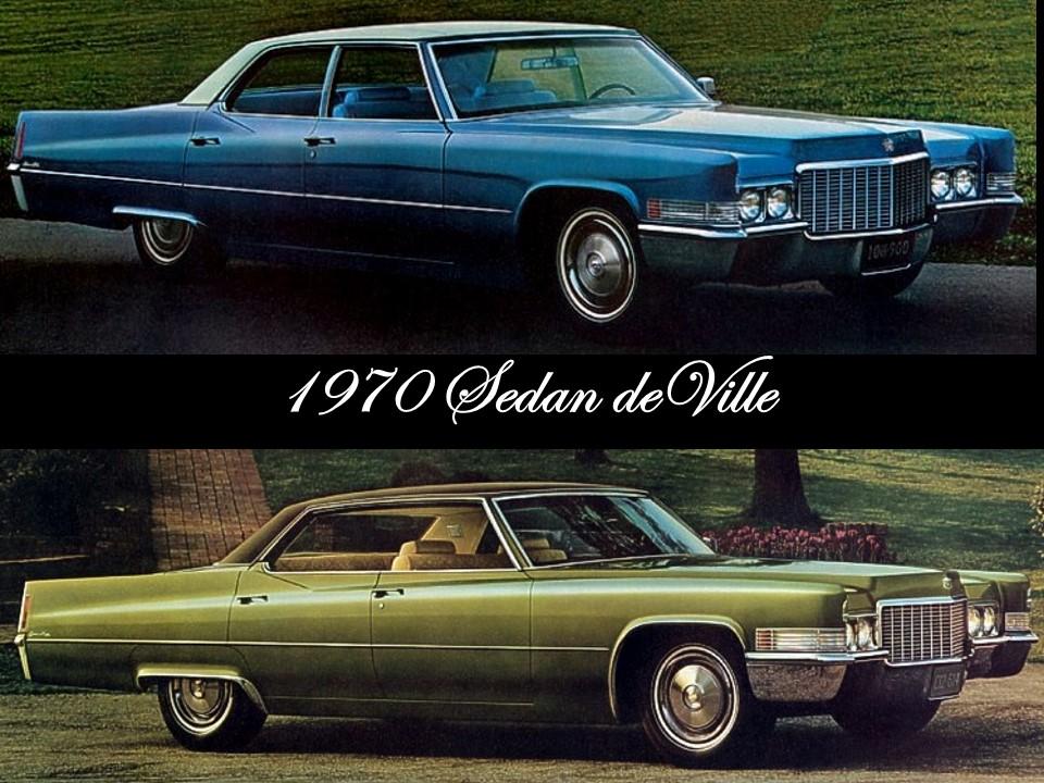 1970 Cadillac Sedan deVille – NotoriousLuxury