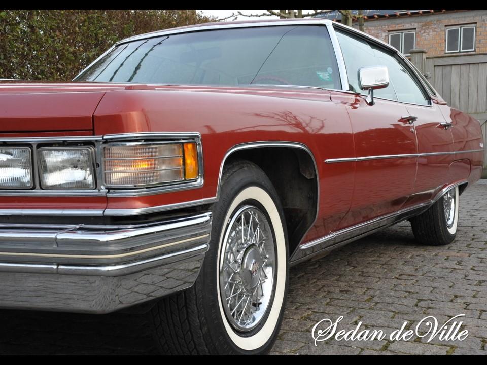 Requiem For A Legend 1976 Cadillac Sedan deVille  NotoriousLuxury