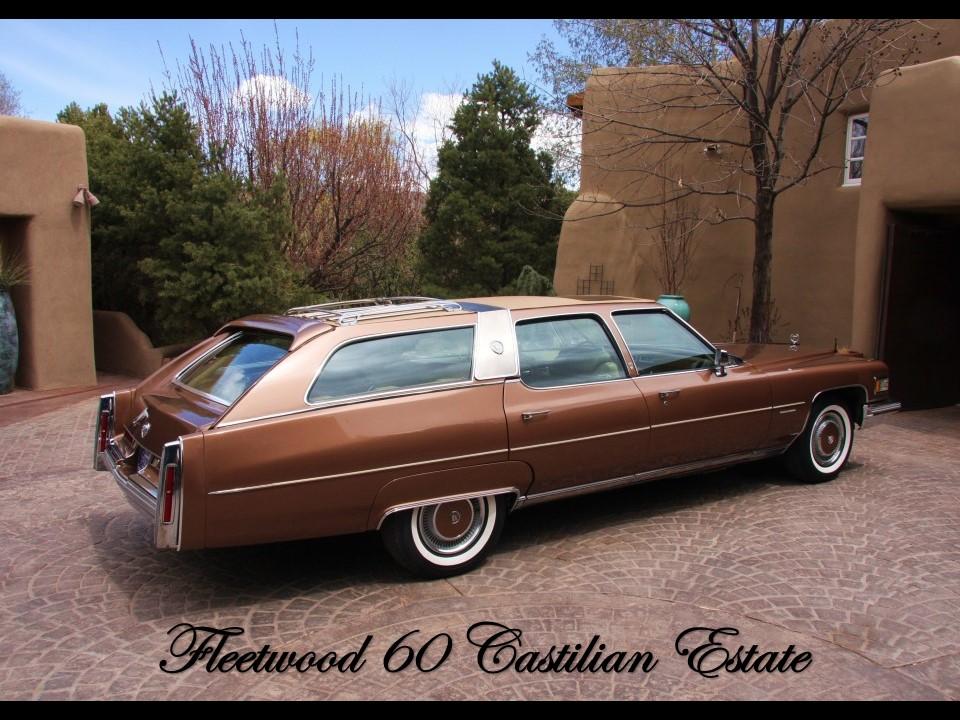 1976 Cadillac Fleetwood 60 Castilian Estate – NotoriousLuxury