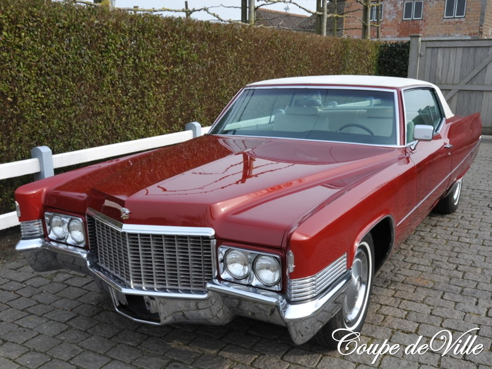 1970 Cadillac Coupe deVille | NotoriousLuxury