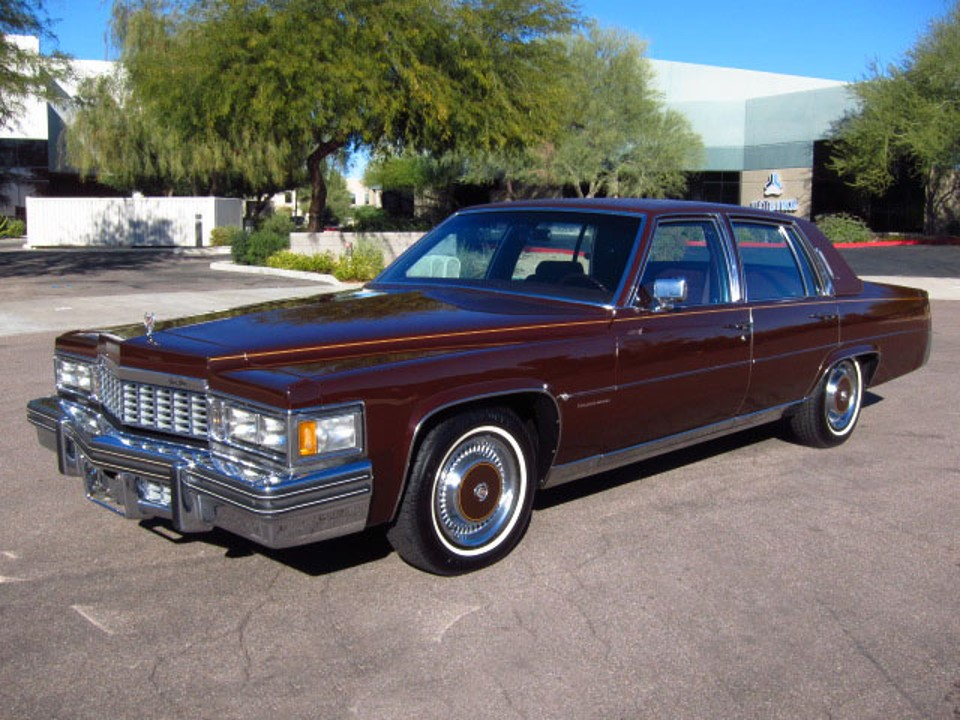 1977 Cadillac Fleetwood Brougham | NotoriousLuxury