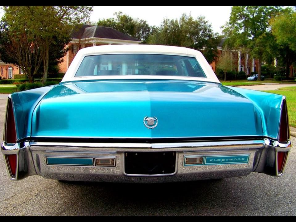 1970 Cadillac Fleetwood Brougham | NotoriousLuxury