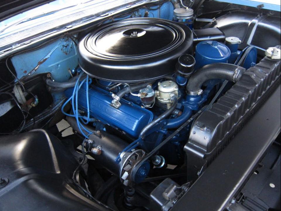 1959 Cadillac Series Sixty Two Flat Top Sedan