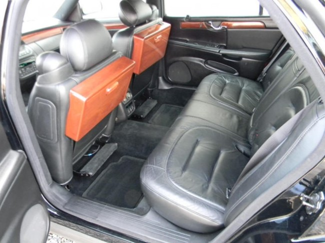 Fold Down Rear Seat Writing Tables For 1999 Deville