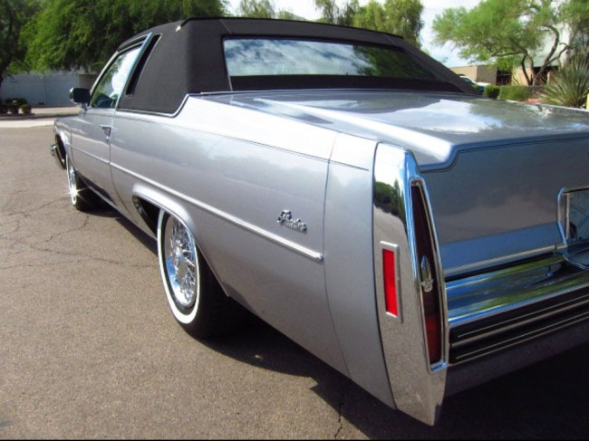 Fresh Metal: 1979 Cadillac Coupe deVille | NotoriousLuxury
