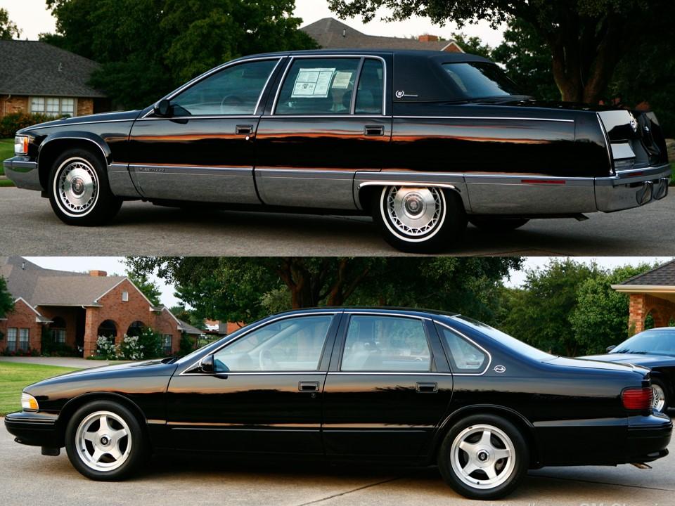5 7 Litre Lt1 1996 Fleetwood Amp 1996 Impala Ss