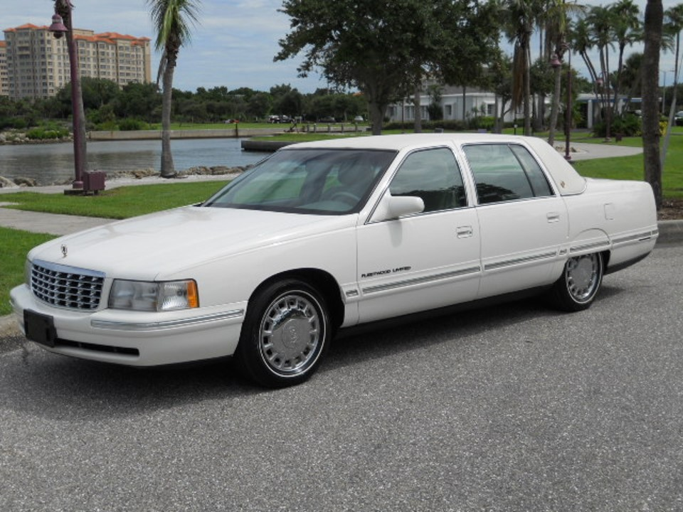 Coachbuilt 1999 Cadillac Fleetwood Limited Notoriousluxury