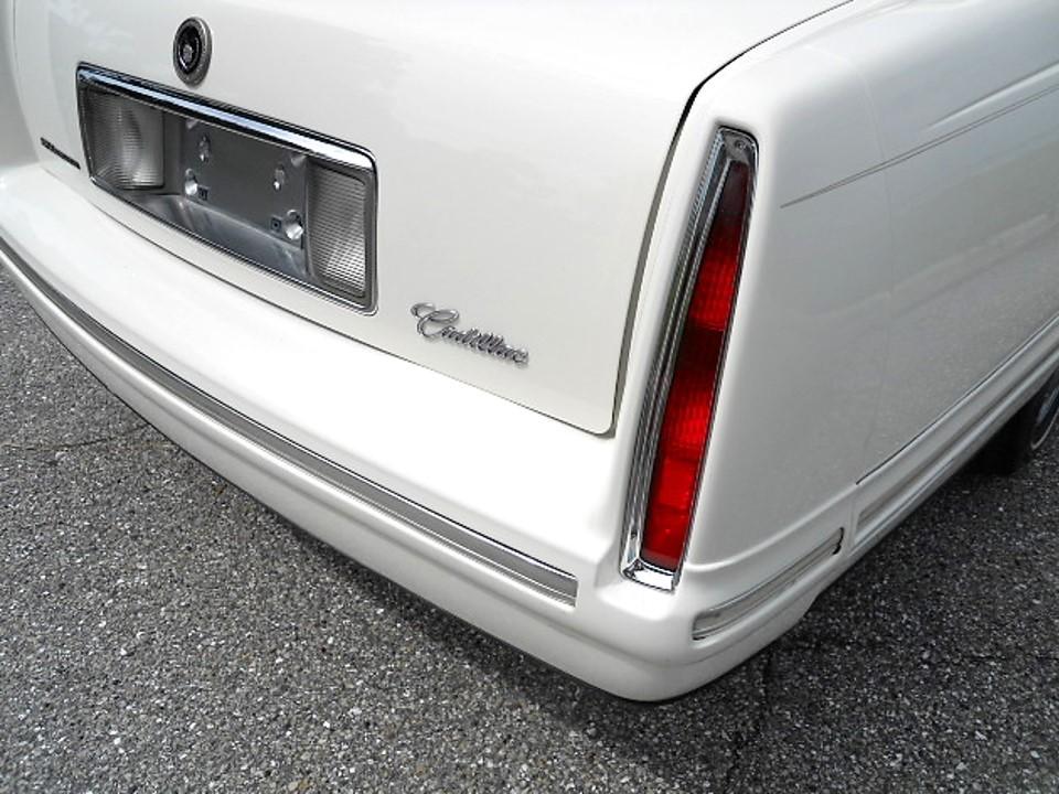 Coachbuilt: 1999 Cadillac Fleetwood Limited – NotoriousLuxury