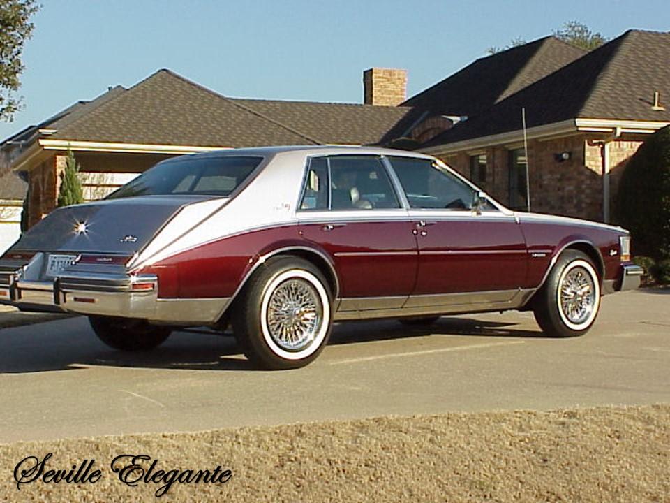 Fresh Metal: 1980 Cadillac Seville | NotoriousLuxury