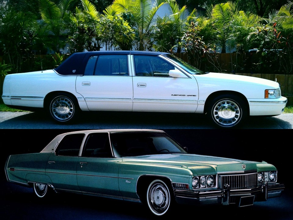 Coachbuilt: 1999 Cadillac Fleetwood Limited - NotoriousLuxury