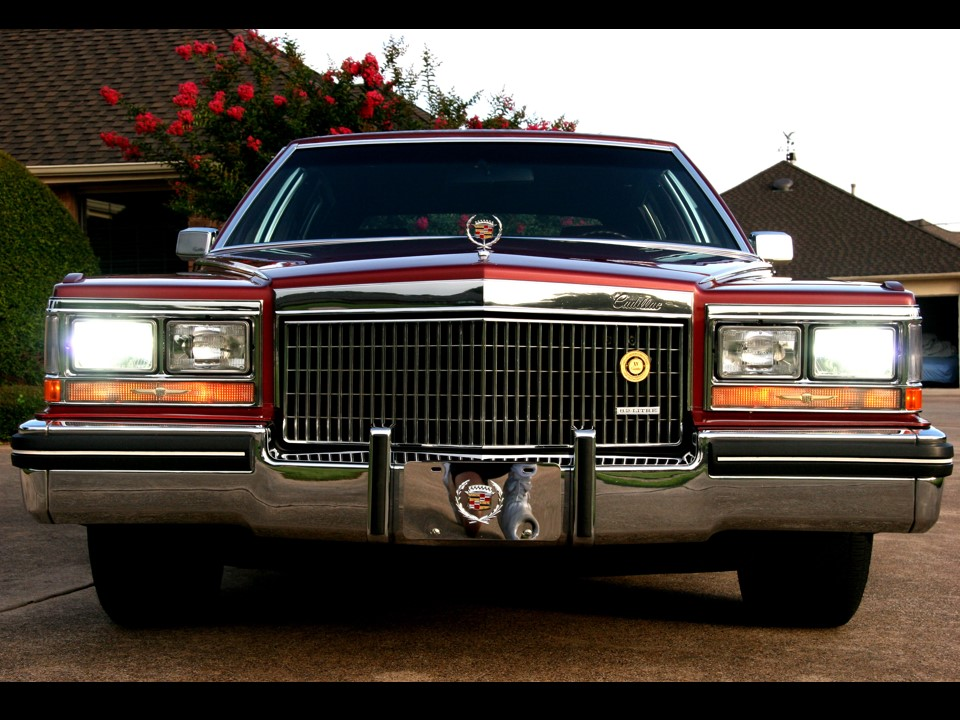 Fresh Metal: 1980 Cadillac Fleetwood Brougham | NotoriousLuxury