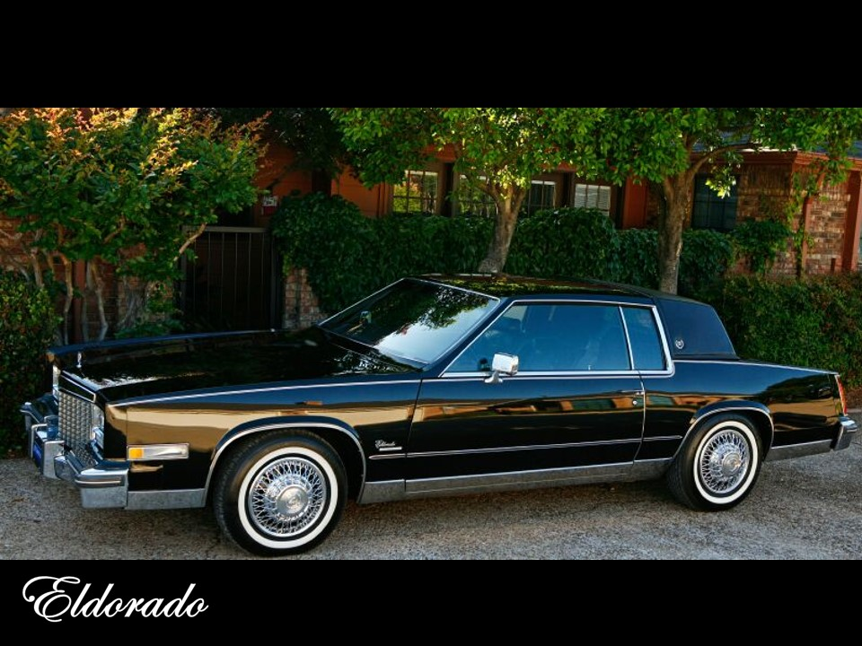 A Cadillac Eldorado Has Always Been Car Complete The 1979 Was No Exception Its Many Standard Features Included Automatic Climate Control Power Windows