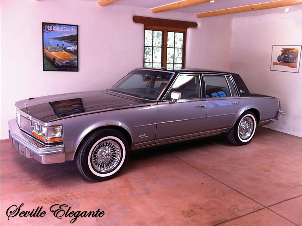 Fresh Metal 1980 Cadillac Seville Notoriousluxury