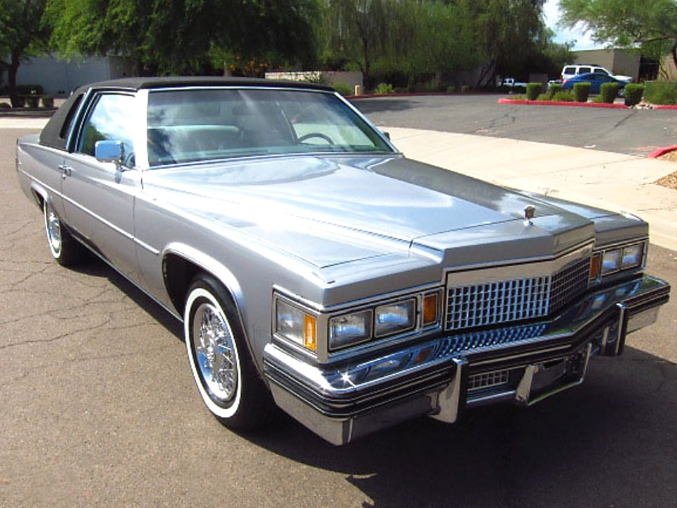 fresh metal 1979 cadillac coupe deville notoriousluxury. Cars Review. Best American Auto & Cars Review