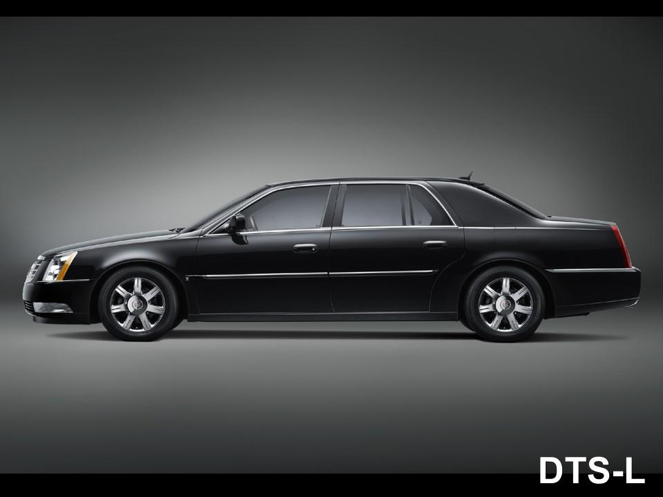 Coachbuilt Cadillac Dts L Notoriousluxury