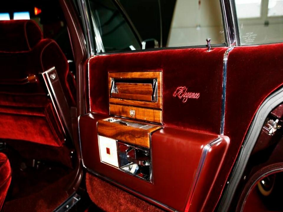 Fresh Metal 1980 Cadillac Fleetwood Brougham