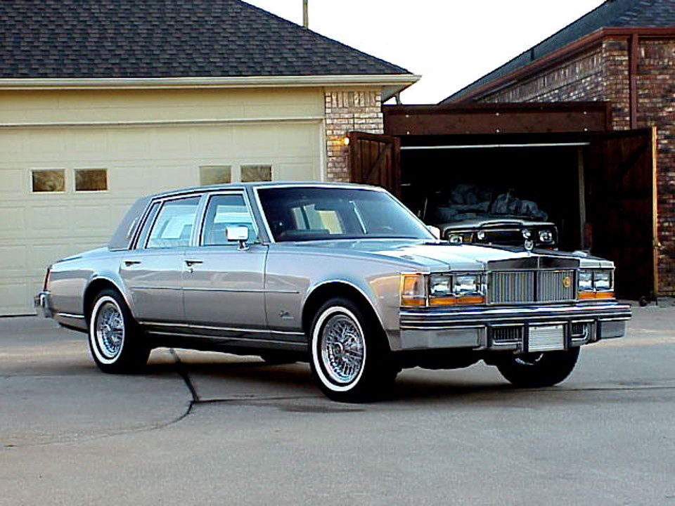 Fresh Metal: 1979 Cadillac Seville | NotoriousLuxury