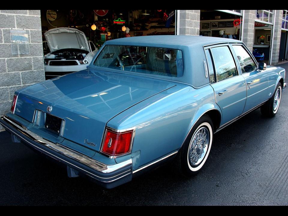 Fresh Metal 1979 Cadillac Seville Notoriousluxury