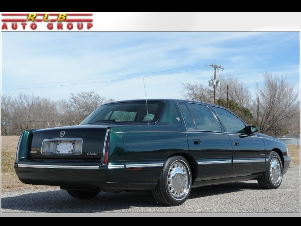 Coachbuilt: 1999 Cadillac Fleetwood Limited - NotoriousLuxury