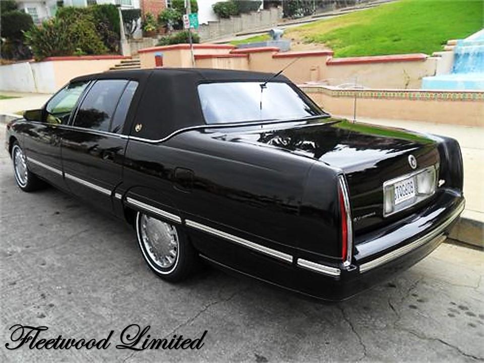 Coachbuilt: 2001 Cadillac DES | NotoriousLuxury