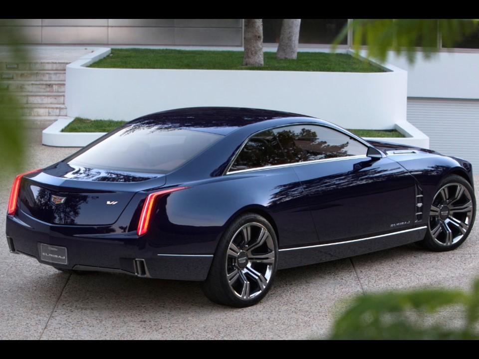 Cadillac Elmiraj Grand Coupe Concept | NotoriousLuxury