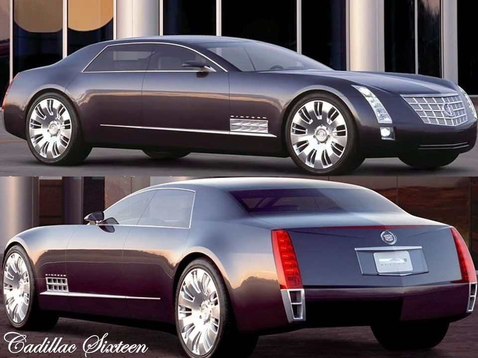 trilogy of luxury i cadillac concept cars notoriousluxury. Cars Review. Best American Auto & Cars Review