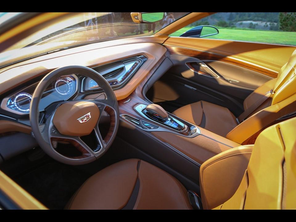 Cadillac Elmiraj Grand Coupe Concept Notoriousluxury