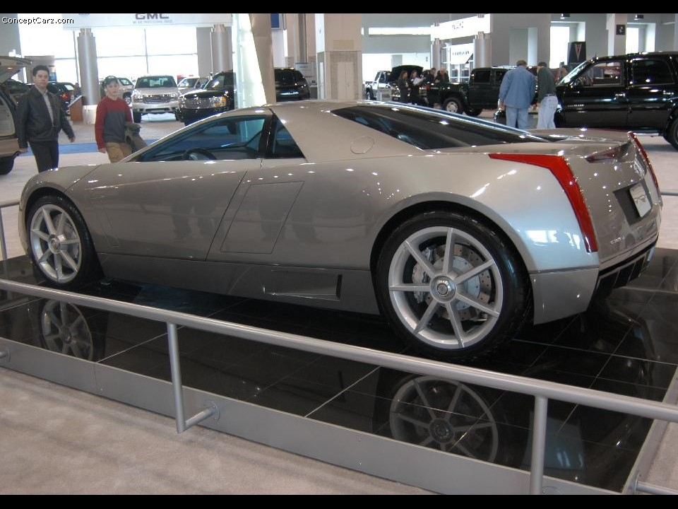 Is A Technology Flagship For The Brand Cien Has Dramatic Look From Any Angle It Nothing Quite Like Anything Cadillac Ever Designed: Cadillac Xlr Smoke Detector Wiring Diagram At Submiturlfor.com