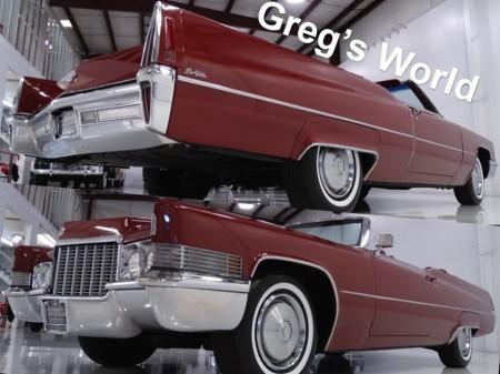 Greg's World