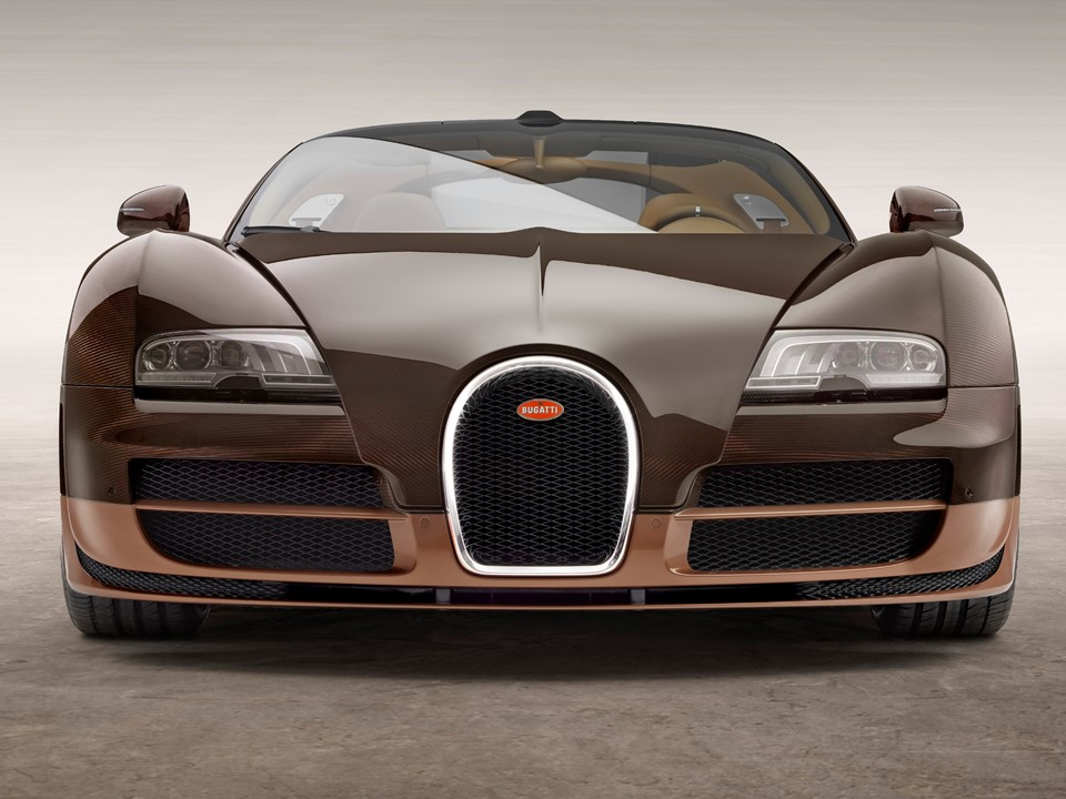 Incroyable The Bugatti Veyron 16.4 Grand Sport Vitesseu2026