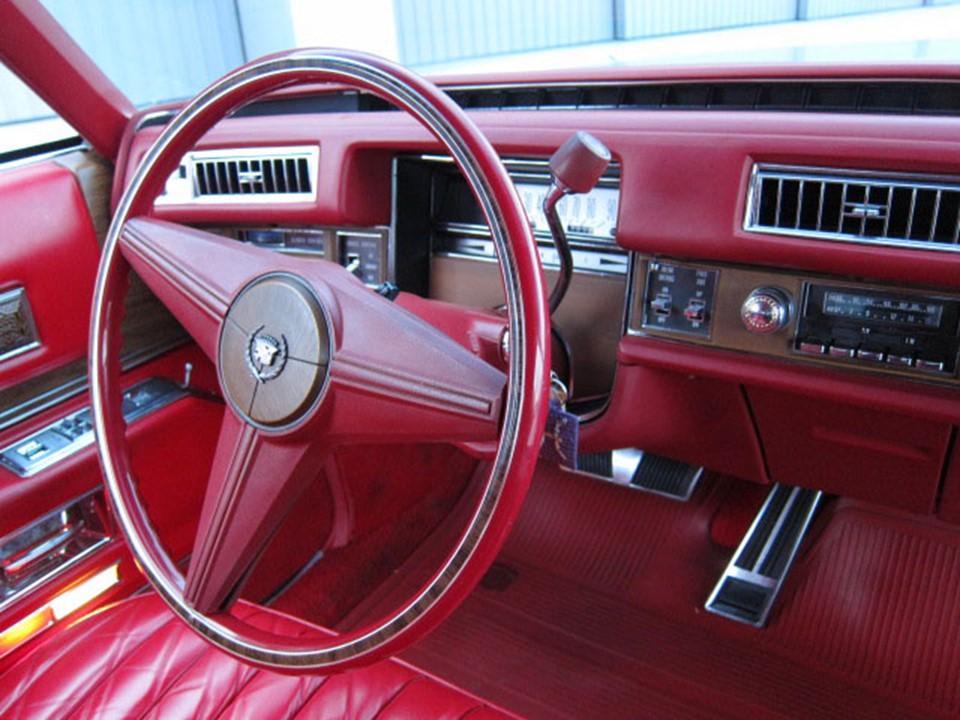 1974 Cadillac Eldorado Custom Cabriolet Notoriousluxury