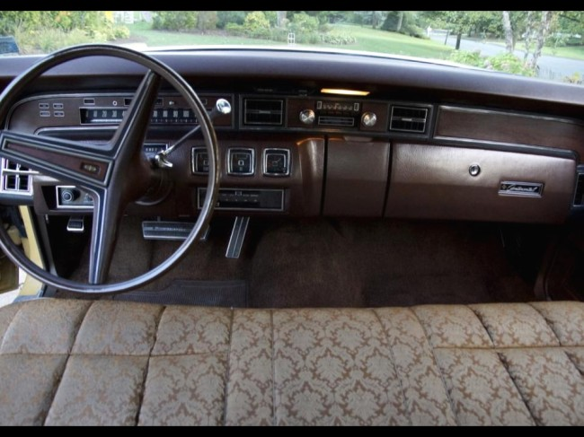 Lincoln Town Car Front Bench Seat