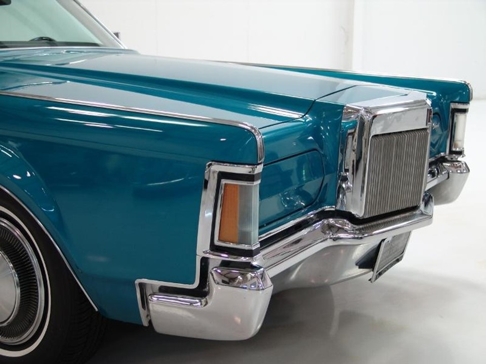 Incredible Styling, Spirited Performance, All Wrapped Up In A Luxurious  Package. The 1969 Lincoln Continental MK III Was The Overall Choiceu2026with  The ...