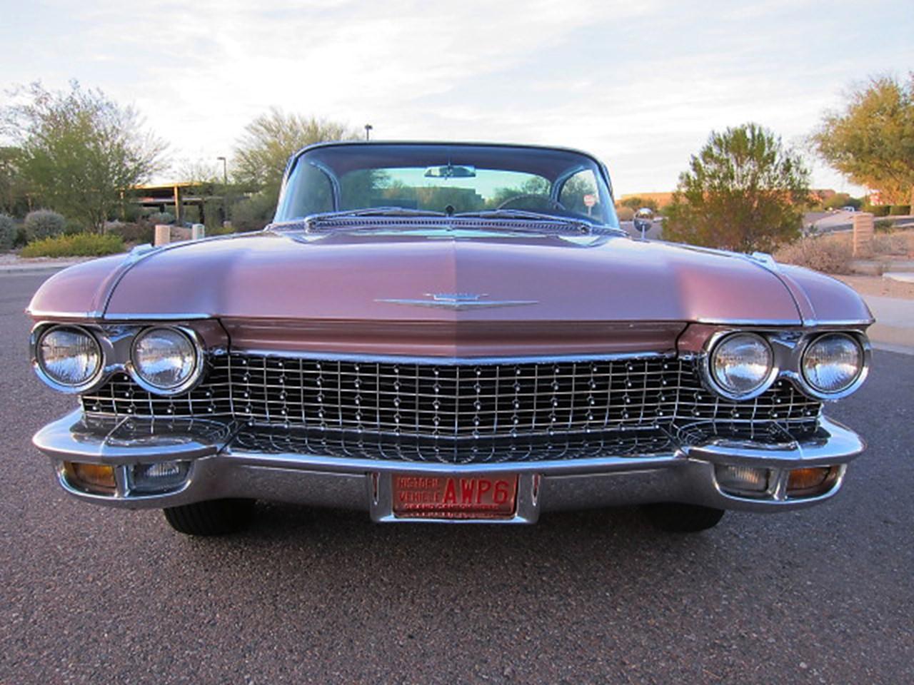 1960 Cadillac Series 6400 Eldorado Seville Notoriousluxury