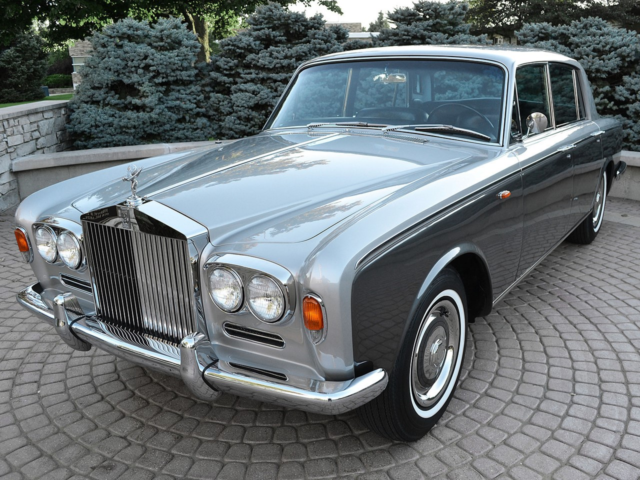 1967 Rolls Royce Silver Shadow LWB | NotoriousLuxury