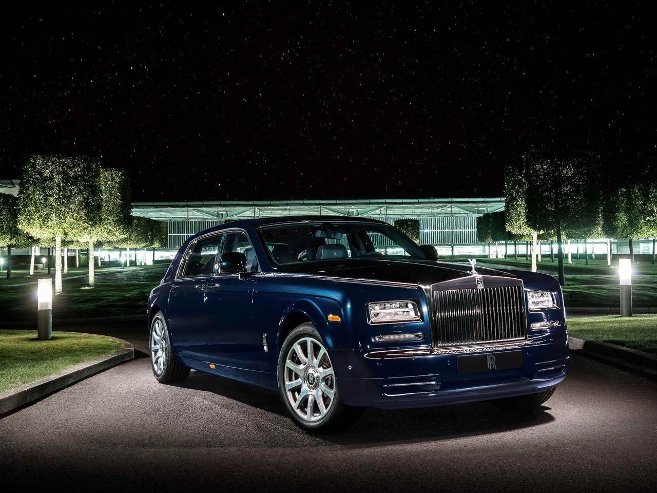 Rolls Royce Phantom Ewb Notoriousluxury