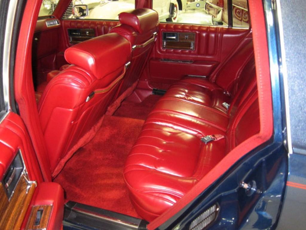 Fresh Metal 1978 Cadillac Seville Notoriousluxury Deville Hub Cap The Was A Car Of Timeless Design Its Interior Presented New Interpretation Luxury