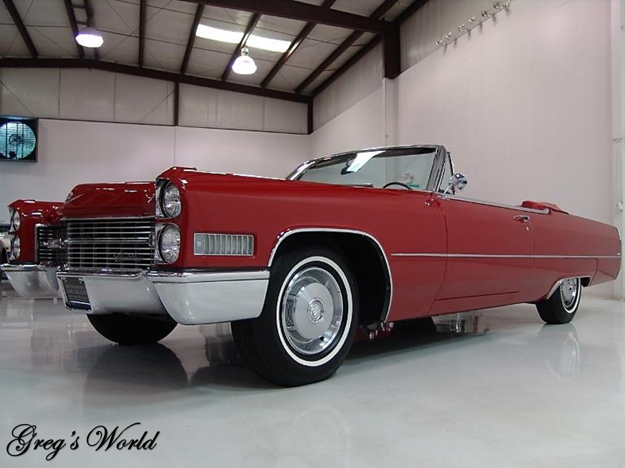 1966 cadillac deville convertible notoriousluxury. Black Bedroom Furniture Sets. Home Design Ideas
