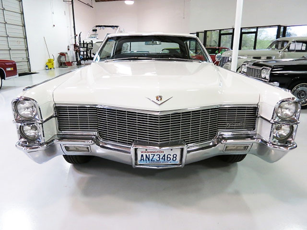 1965 Cadillac Coupe Deville Notoriousluxury