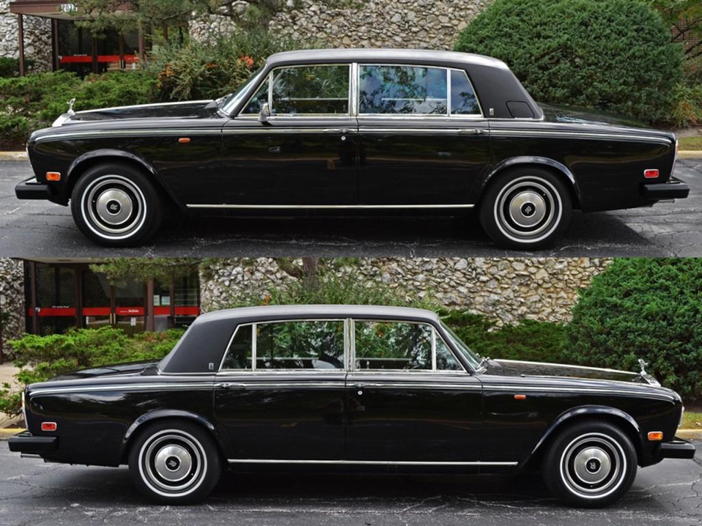 1978 Rolls Royce Silver Wraith Ii  U2013 Notoriousluxury