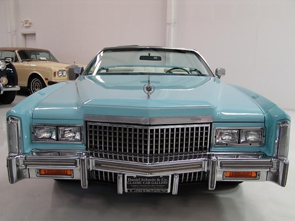 Fresh Metal 1975 Cadillac Eldorado Notoriousluxury 75 Radio Wiring Standard Equipment For The Eldorados Included Am Fm Signal Seeking Stereo With Automatic Power Antenna Windows And Door Locks