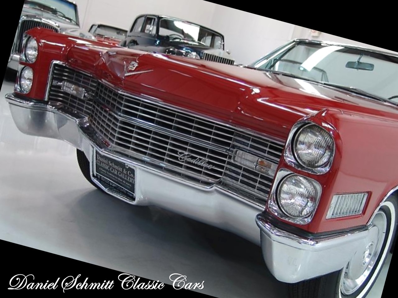 1966 Cadillac DeVille Convertible   NotoriousLuxury