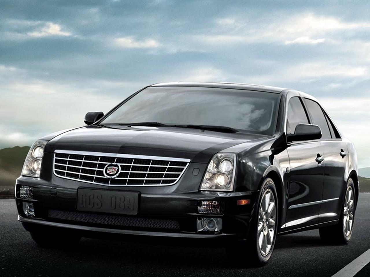 2007 Cadillac Sls Notoriousluxury