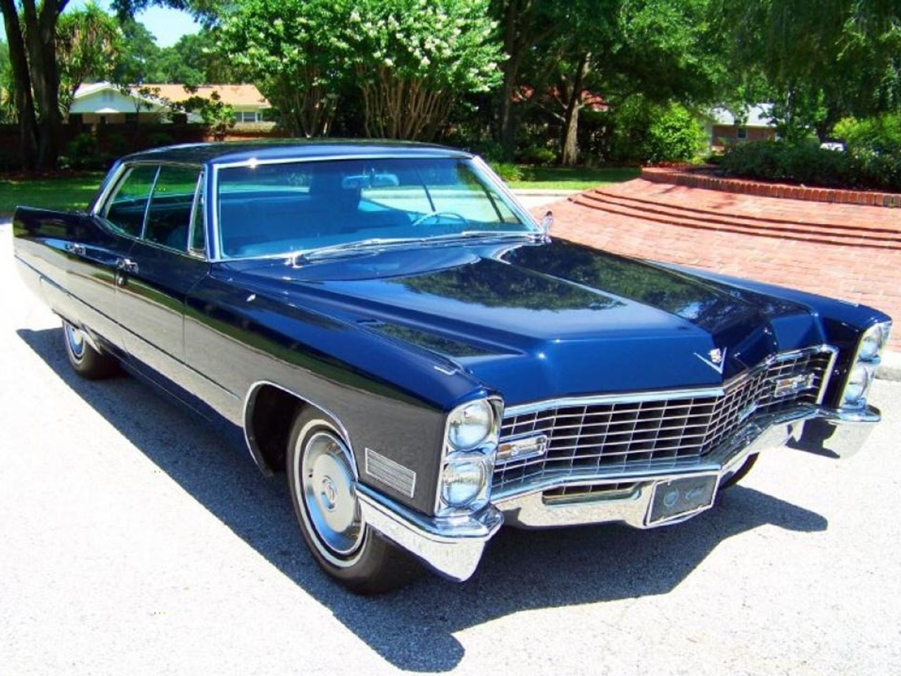 Fresh Metal: 1967 Cadillac Calais | NotoriousLuxury