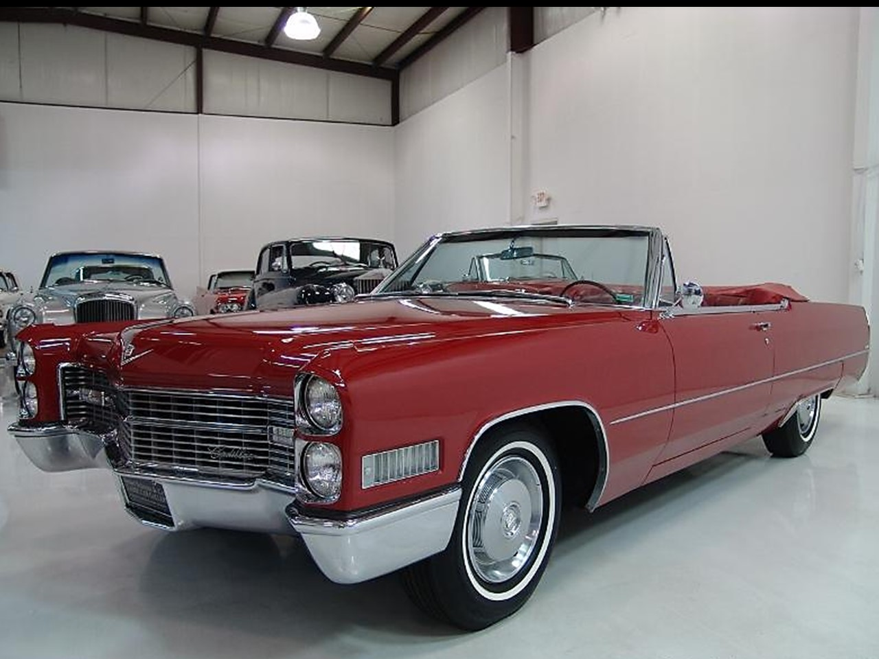 1966 Cadillac DeVille Convertible | NotoriousLuxury