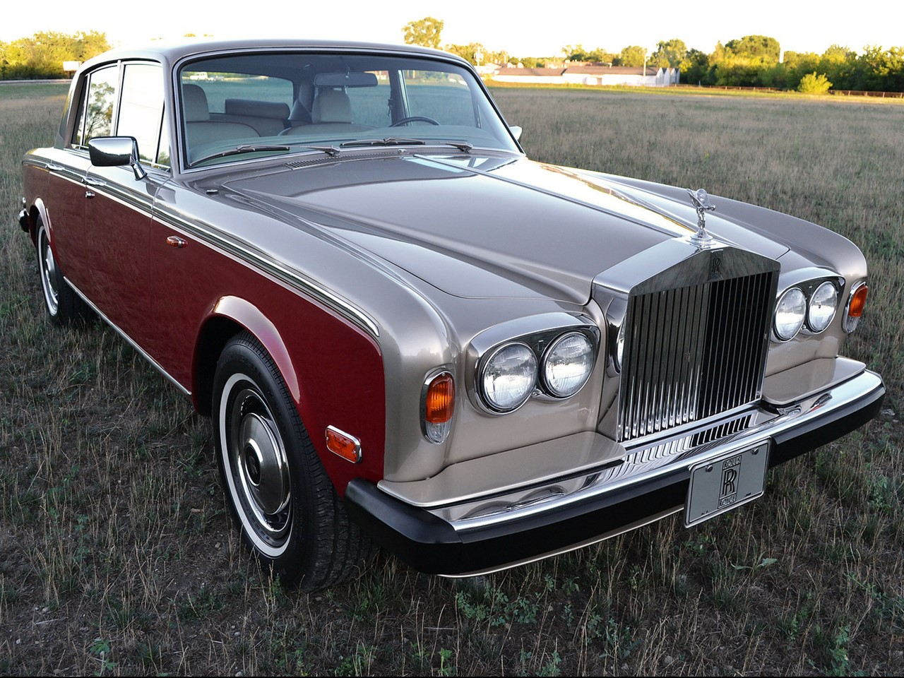 1980 rolls royce silver shadow ii notoriousluxury. Black Bedroom Furniture Sets. Home Design Ideas