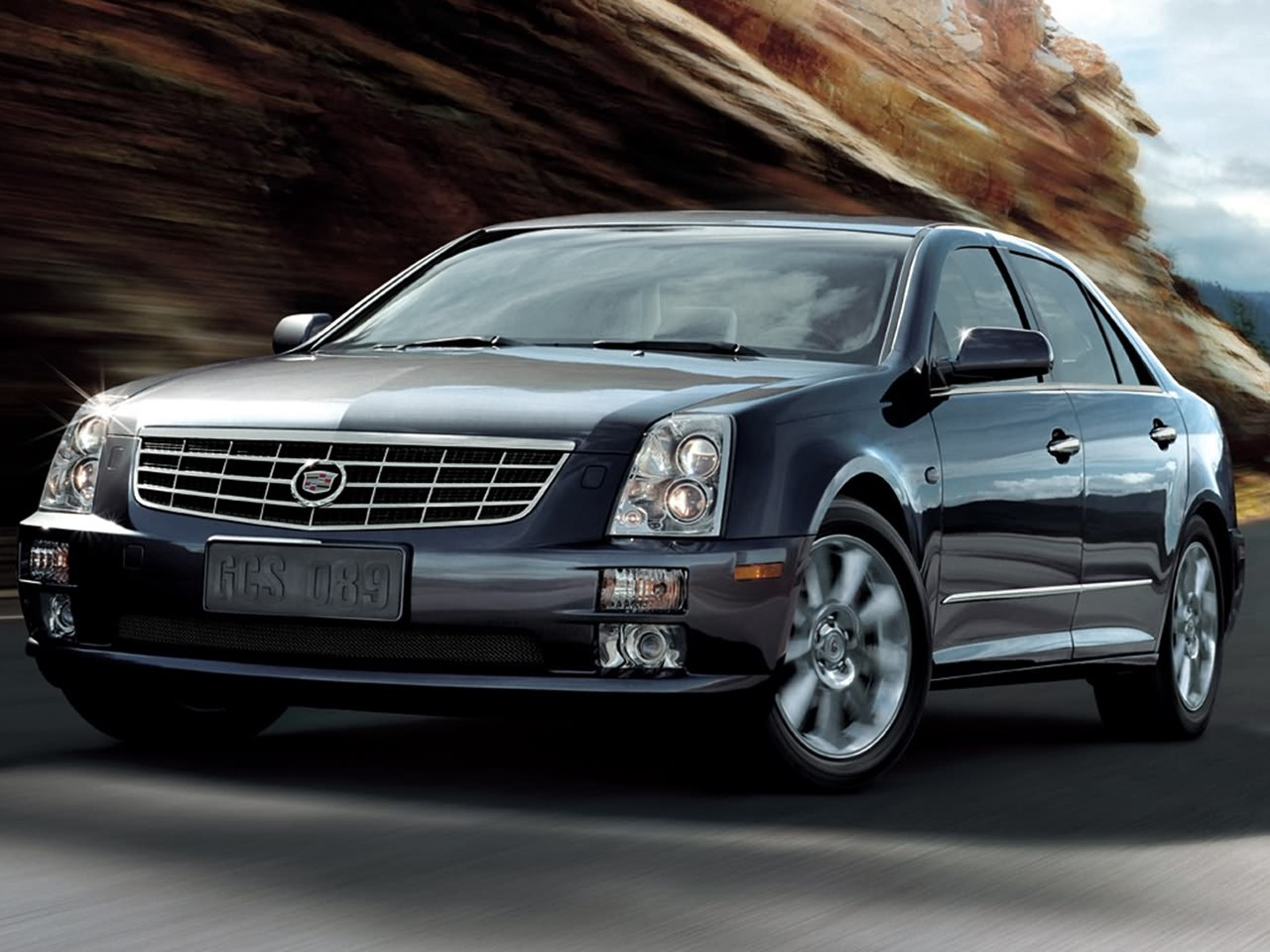 2007 cadillac sls notoriousluxury. Black Bedroom Furniture Sets. Home Design Ideas