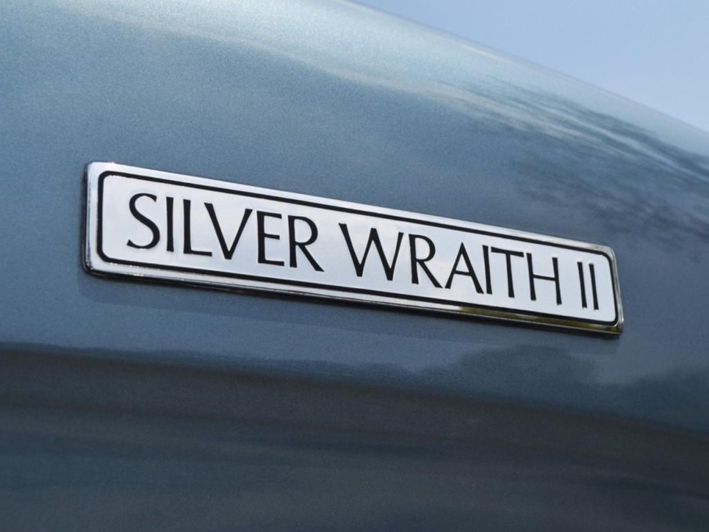 Silver Wraith II 29