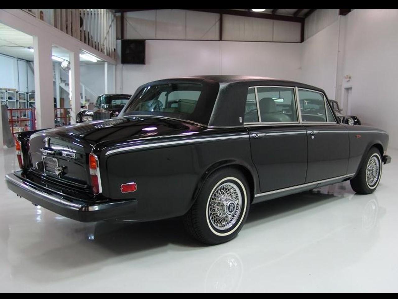 1980 Rolls Royce Silver Shadow Ii Notoriousluxury